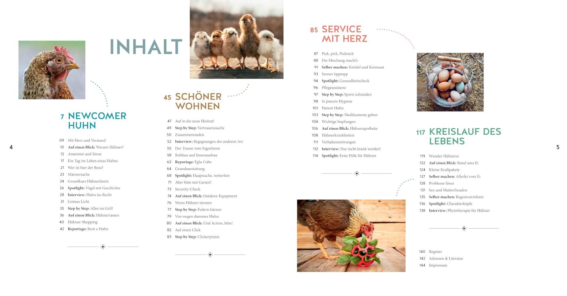 Hühner Basics: Hühnerhaltung für Anfänger GU Tier Spezial: Amazon.de ...