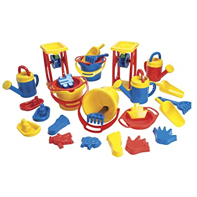 Childcraft Classroom Sand and Water Play Set, 28 Pieces: Industrial & Scientific