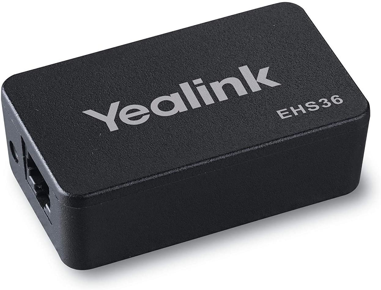 Yealink Wireless Headset Adapter (EHS36)