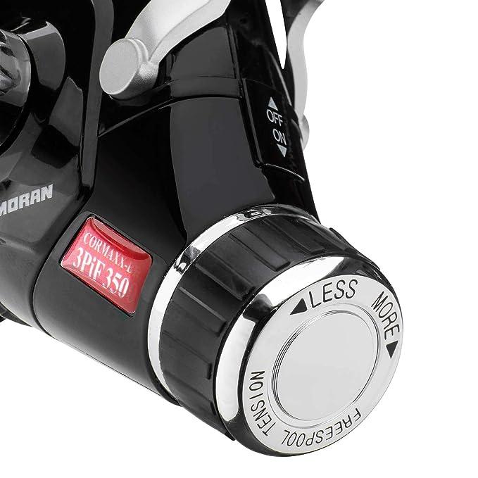 19-81250 Allround Angelrolle mit Freilaufsystem Cormoran Cormaxx BR 3PiF 2500