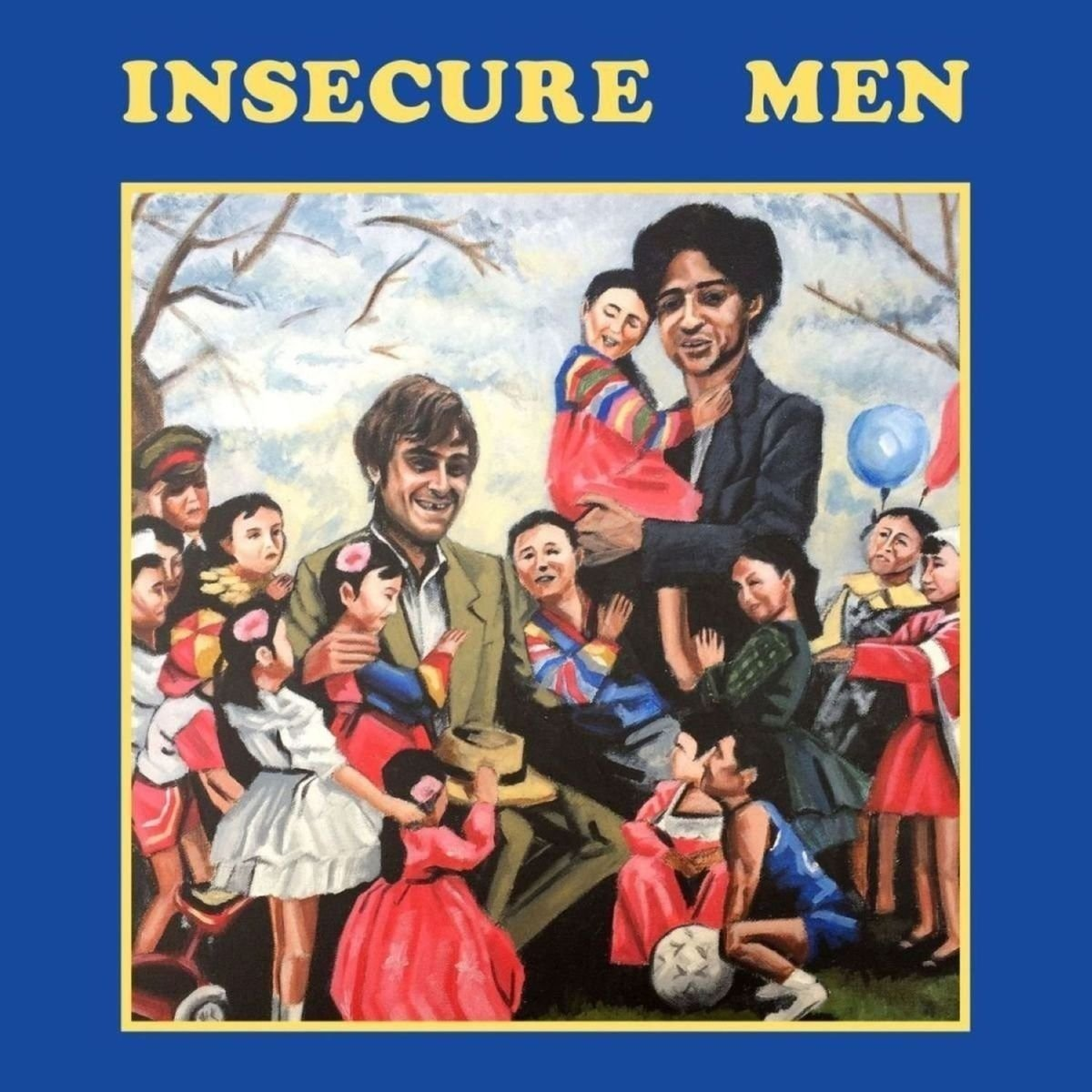 Vinilo : Insecure Men - Insecure Men (LP Vinyl)