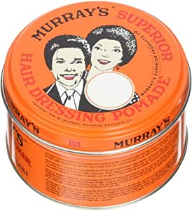 Murray's Superior Hair Dressing Pomade by Murrays