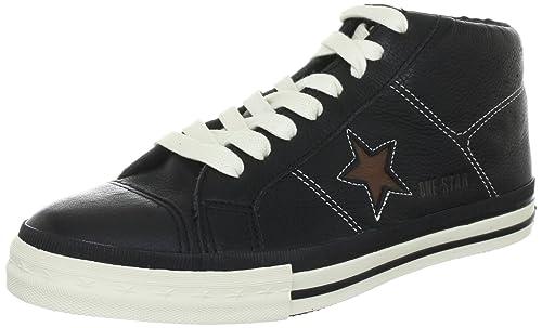 Converse Zapatillas Para Mujer Negro Negro 37.5 NBGxqIgR