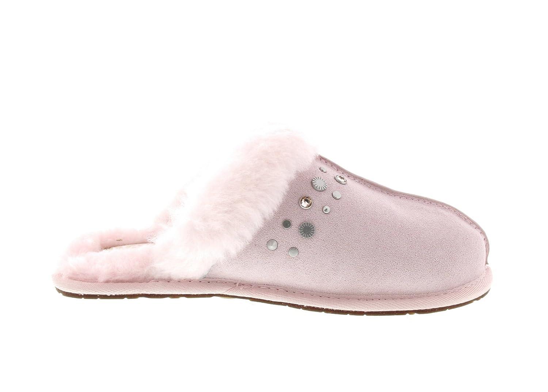 c5e8a2acc79c UGG Scuffette II Seashell Pink Bling Studded Slipper Pink 37EU 4UK   Amazon.co.uk  Shoes   Bags