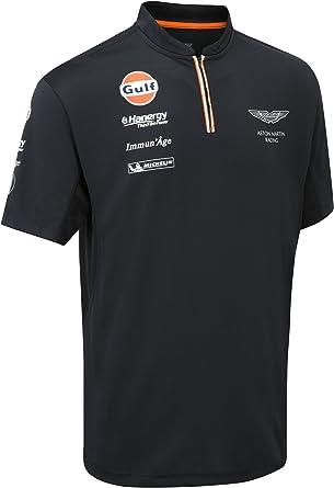 Aston Martin Racing 2015 Equipo Polo Camisa, Hombre, Azul Marino ...