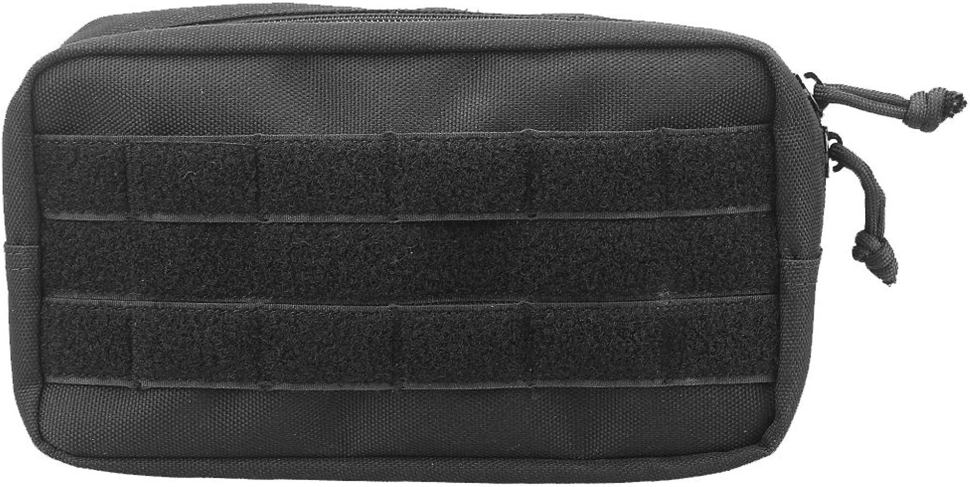 Marron Nobranded Molle System Utility Tool Bag Pochette de Premiers Soins pour T/él/éphone dargent