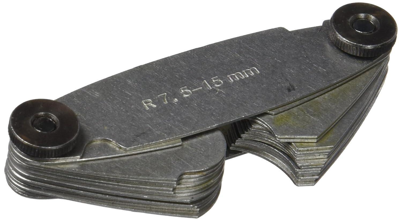 Vogel 472106 - Juego galgas para radios acero templado laminas 16 472106.0