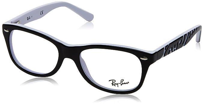 9b1b1aa32b156 Ray-Ban Rayban Unisex-Kinder 0RY 1544 3579 48 Brillengestelle ...