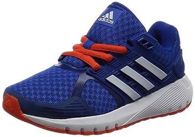 brand new 43a74 8a6ee adidas Duramo 8 K Chaussures de Tennis Mixte Enfant, Marron (Azulftwbla