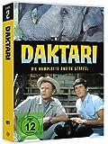 Daktari (Complete Season 2) (1968) (6 DVD) (Region 2) PAL (Import with English Language and Subtitles)
