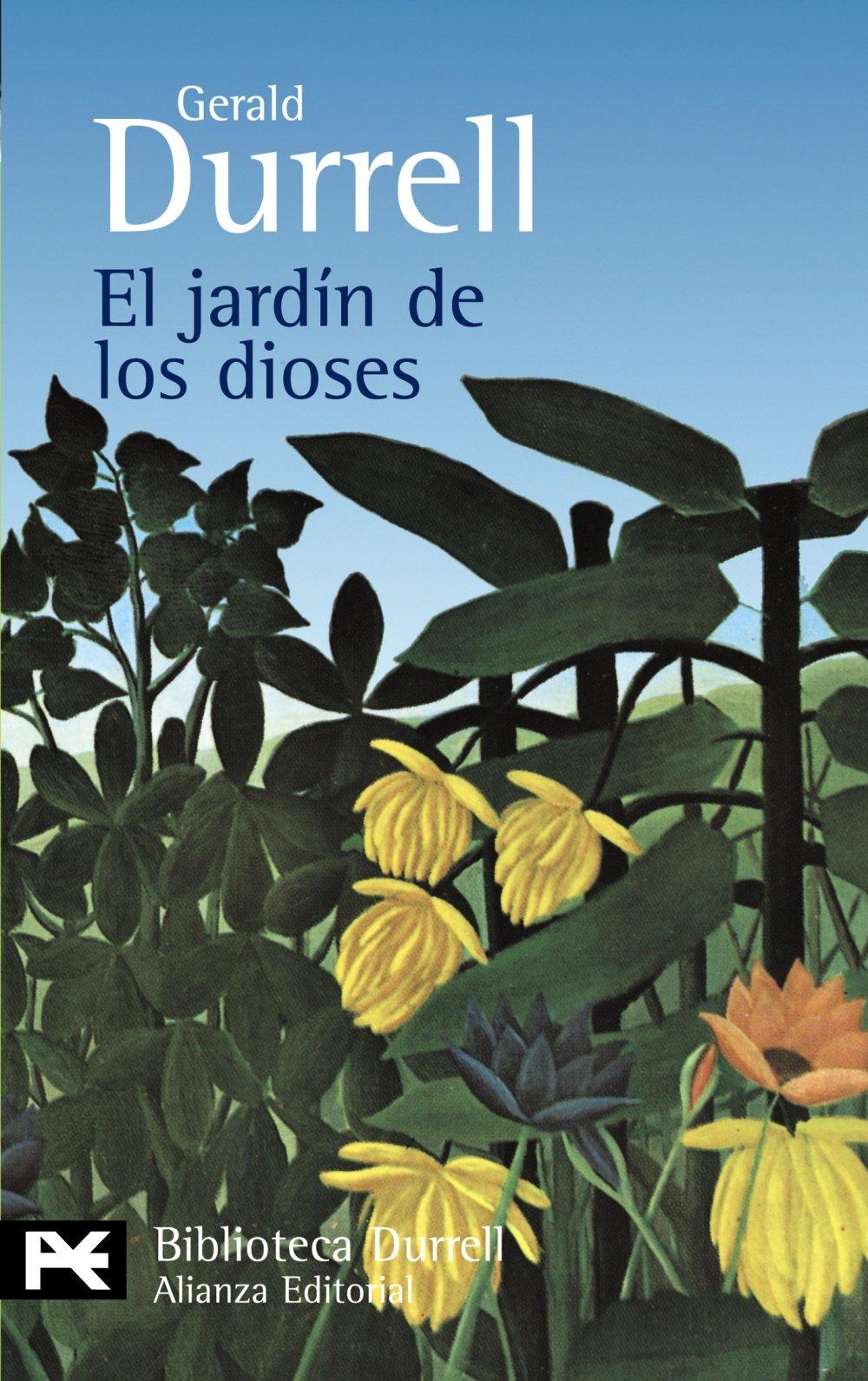 El jardín de los dioses El Libro De Bolsillo - Bibliotecas De Autor - Biblioteca Durrell: Amazon.es: Gerald Durrell, María Luisa Balseiro ...