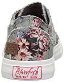 Blowfish Kids Girls' Marley-k Sneaker, Drizzle Grey