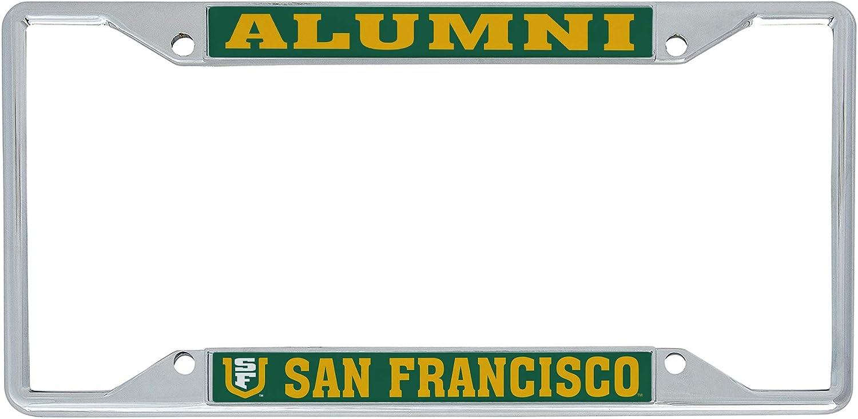 Desert Cactus Rowan University Profs Metal License Plate Frame for Front or Back of Car Officially Licensed Mascot