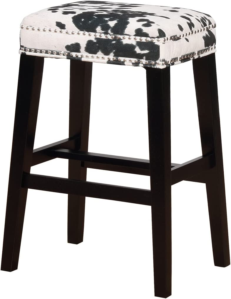 Leick Favorite Finds Bar Stool, Set of 2, Red