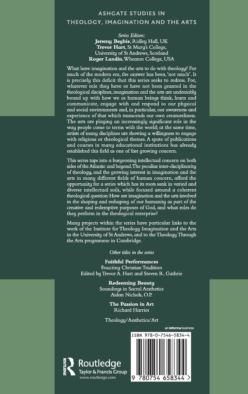 Theological Aesthetics After von Balthasar (Ashgate Studies in Theology, Imagination and the Arts)