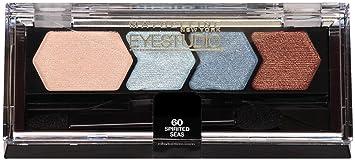 EyeStudio Color Plush Silk Eyeshadow Quad - Pink Persuasion by Maybelline #22