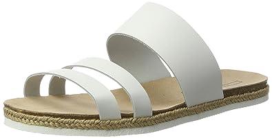 Keita Slide, Mules Femme, Gris (090 Silver), 41 EUEsprit