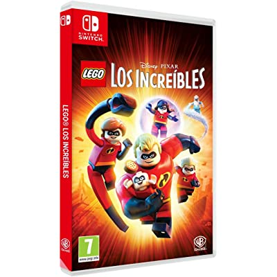 LEGO Los Increibles - Edición Exclusiva Amazon - Nintendo Switch