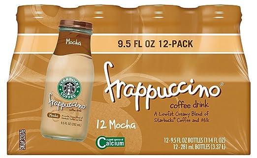 82d11c37c Amazon.com   Starbucks frappuccino mocha 9.5 fl oz