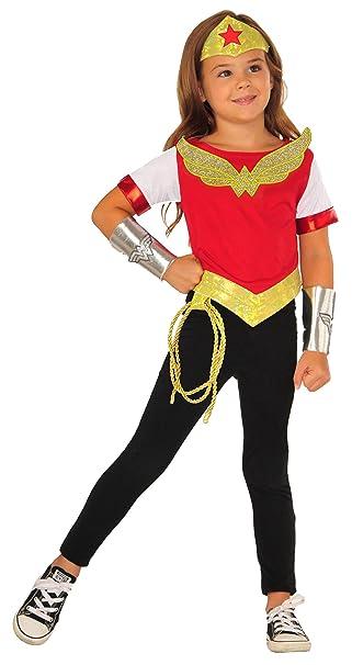 Imagine by Rubies DC Superheroes Wonder Woman Dress Up Set
