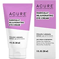 ACURE Radically Rejuvenating Eye Cream | 100% Vegan | Provides Anti-Aging Support | Chlorella & Edelweiss Extract…