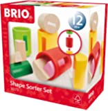 BRIO Infant & Toddler - Shape Sorter Set