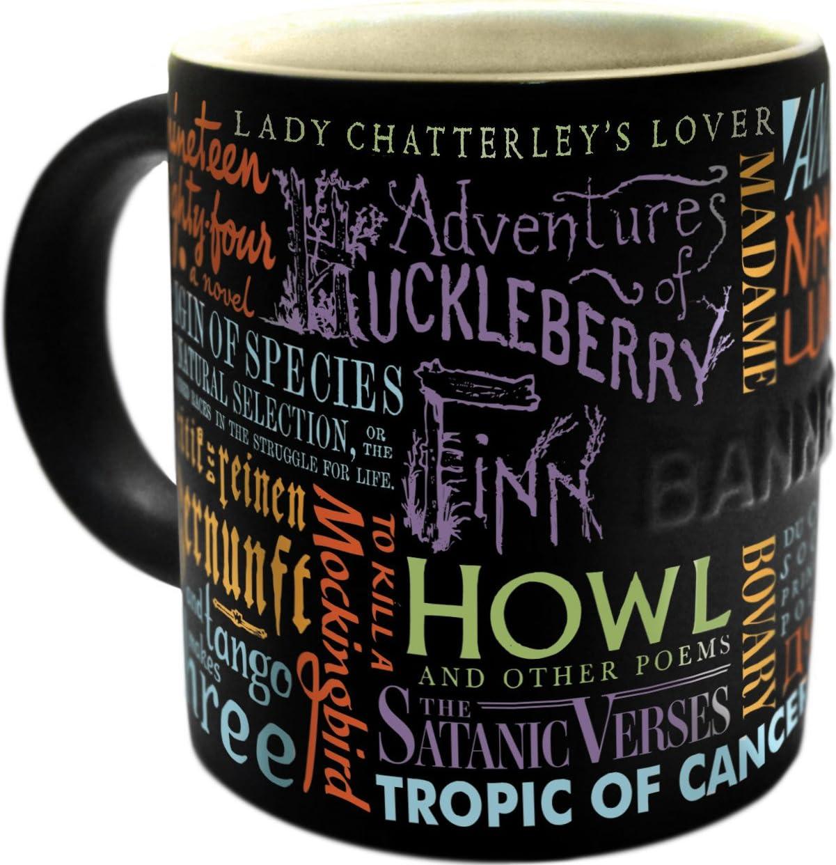 Banned Book Coffee Mug