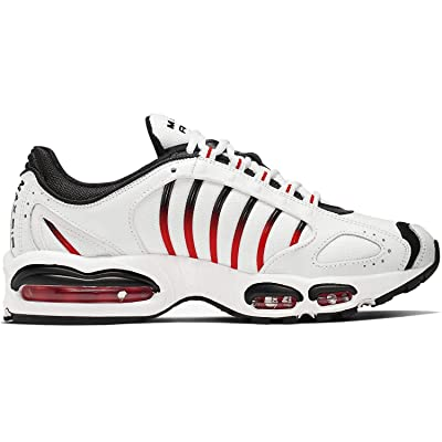 Nike Men's Air Max Tailwind IV White/Red AQ2567-104 | Road Running