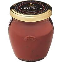 TruffleHunter Black Truffle Ketchup 200g (7.05 Oz) - Vegan, Vegetarian, Kosher and Gluten Free - Gourmet Condiment