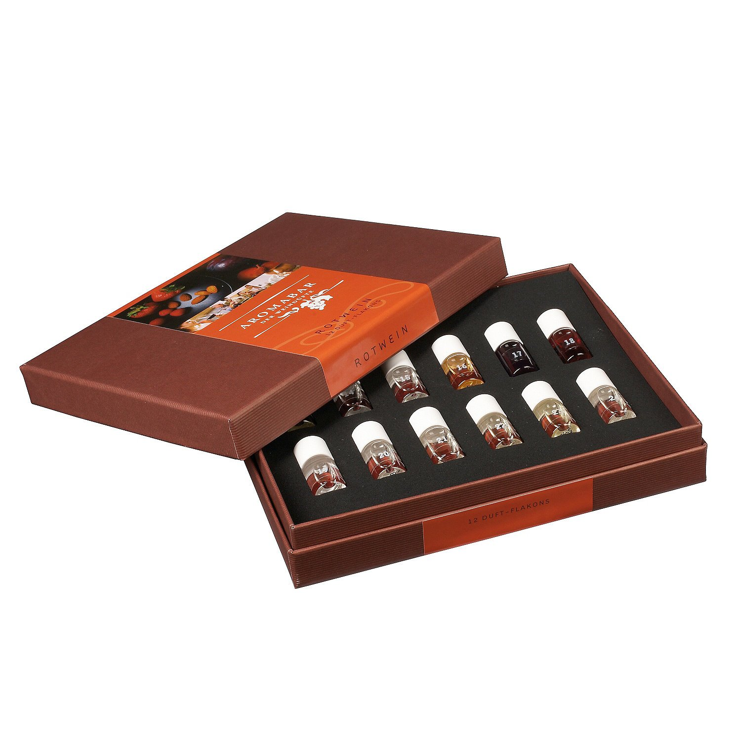 Red Wine Aroma Kit by Wine Enthusiast