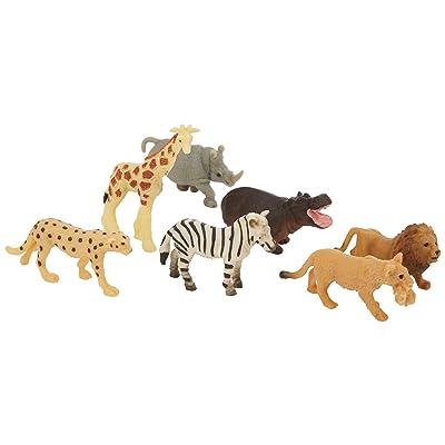 Safari 100224 Good Luck Minis Fun Packs Savanna Minature: Toys & Games