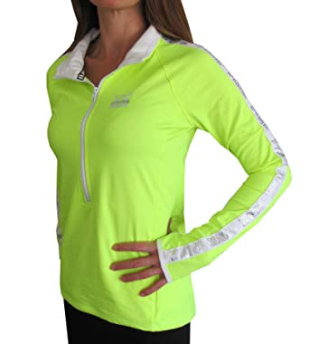 8fb724b5ab0d9 Image Unavailable. Image not available for. Color: Victoria's Secret Pink  Ultimate Deep Zip Pullover Top ...