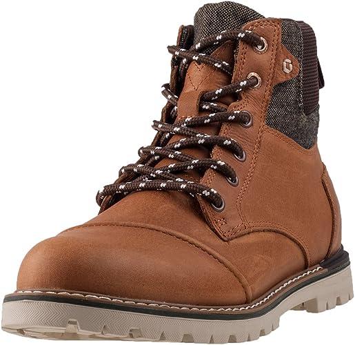 TOMS Men's Ashland Waterproof Boot Dark