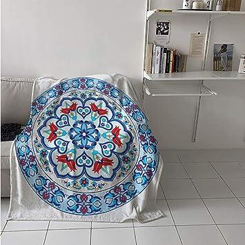 Amazon.com: Maisi Manta Marroquí Oriental Diseño con Forma ...