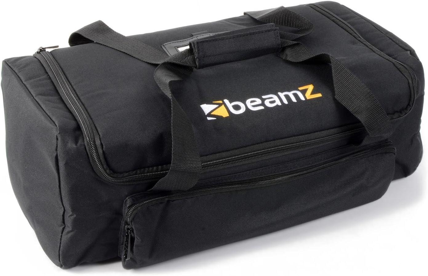 BeamZ AC-135 Negro - Caja (Negro, 49,5 cm, 26,7 cm, 19 cm, Resistente al Polvo, Resistente a rayones)