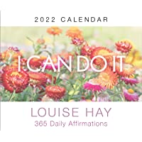 I Can Do It (R) 2022 Calendar: 365 Daily Affirmations