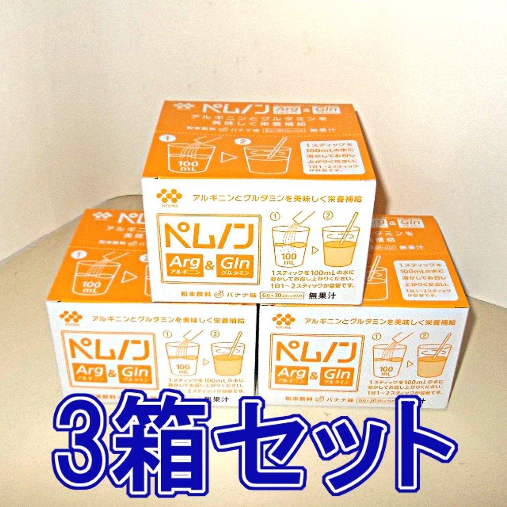 協和発酵バイオ ペムノン バナナ味 6g30 3箱セット B01N5CQO1J