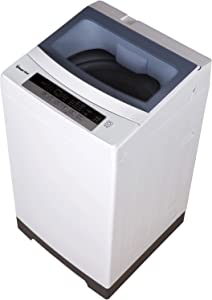1.6 Cu. Ft. Compact Top-Load Washer in White