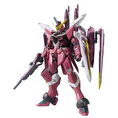 Bandai Hobby Justice Gundam Seed, Bandai MG Hobby Figure: Toys & Games