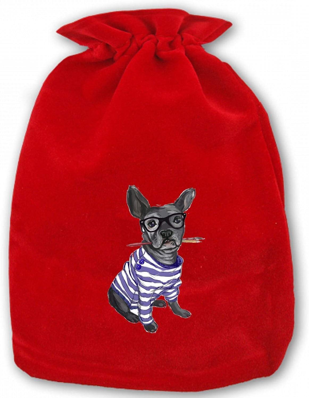 Hangdachang Artist Doberman - Bolsas de regalo para Navidad, boda