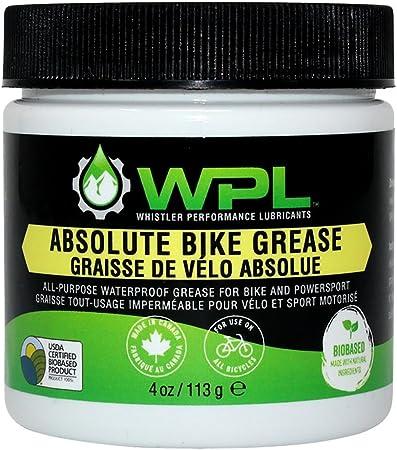 WPL Grasa Absoluta para Bicicleta: Grasa para Bicicleta Multiuso ...