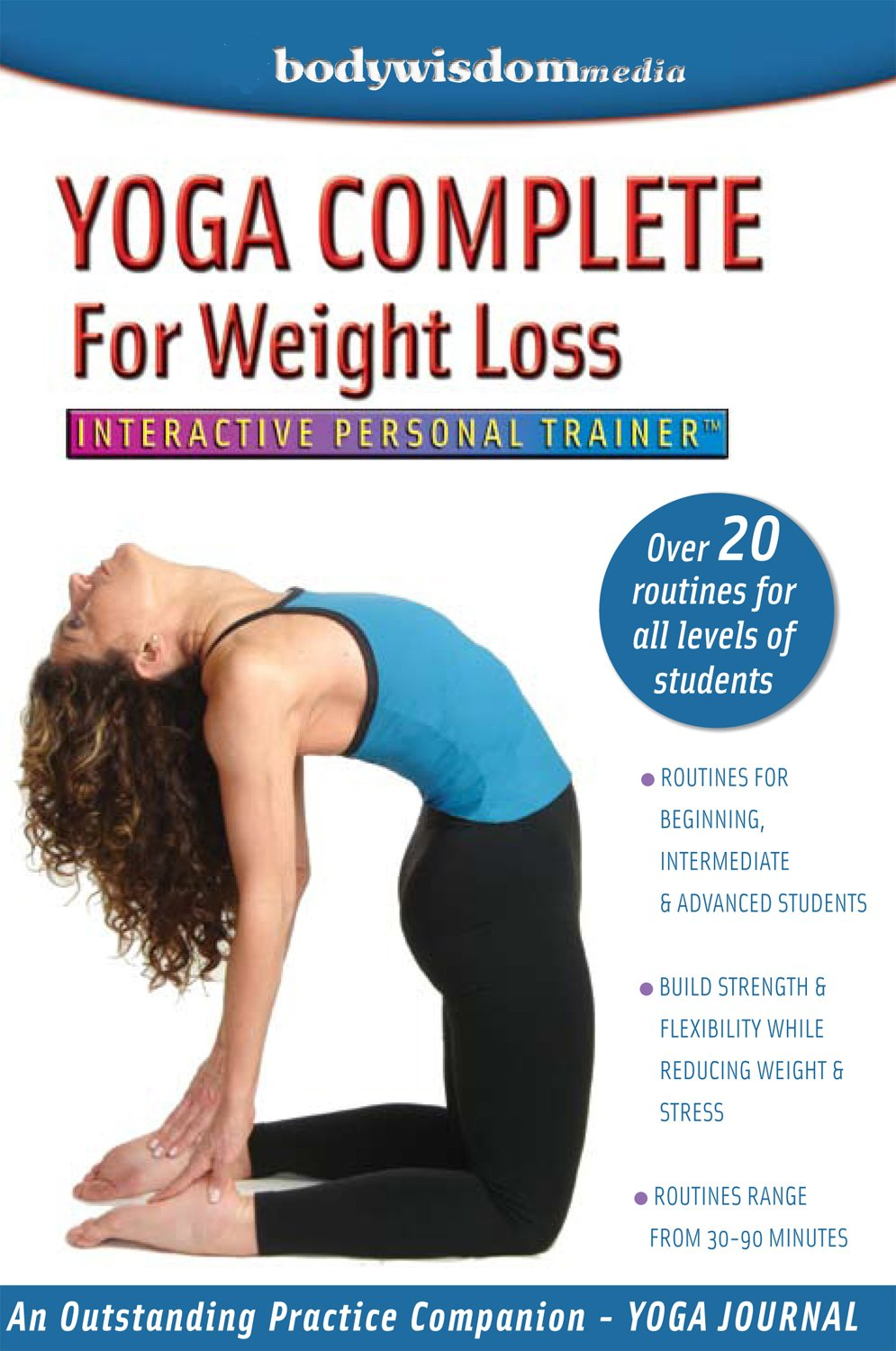 Amazon yoga complete for weight loss michael wohl movies tv ccuart Gallery