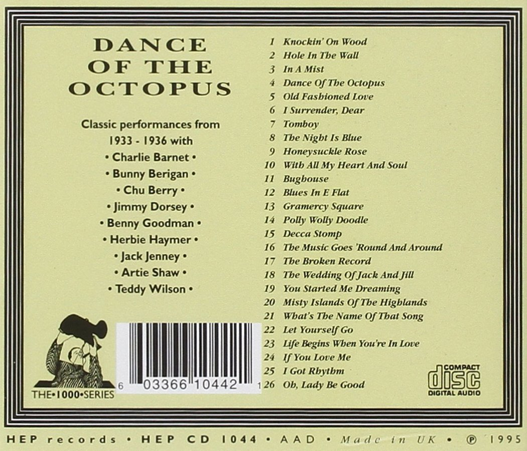 Dance Of The Octopus