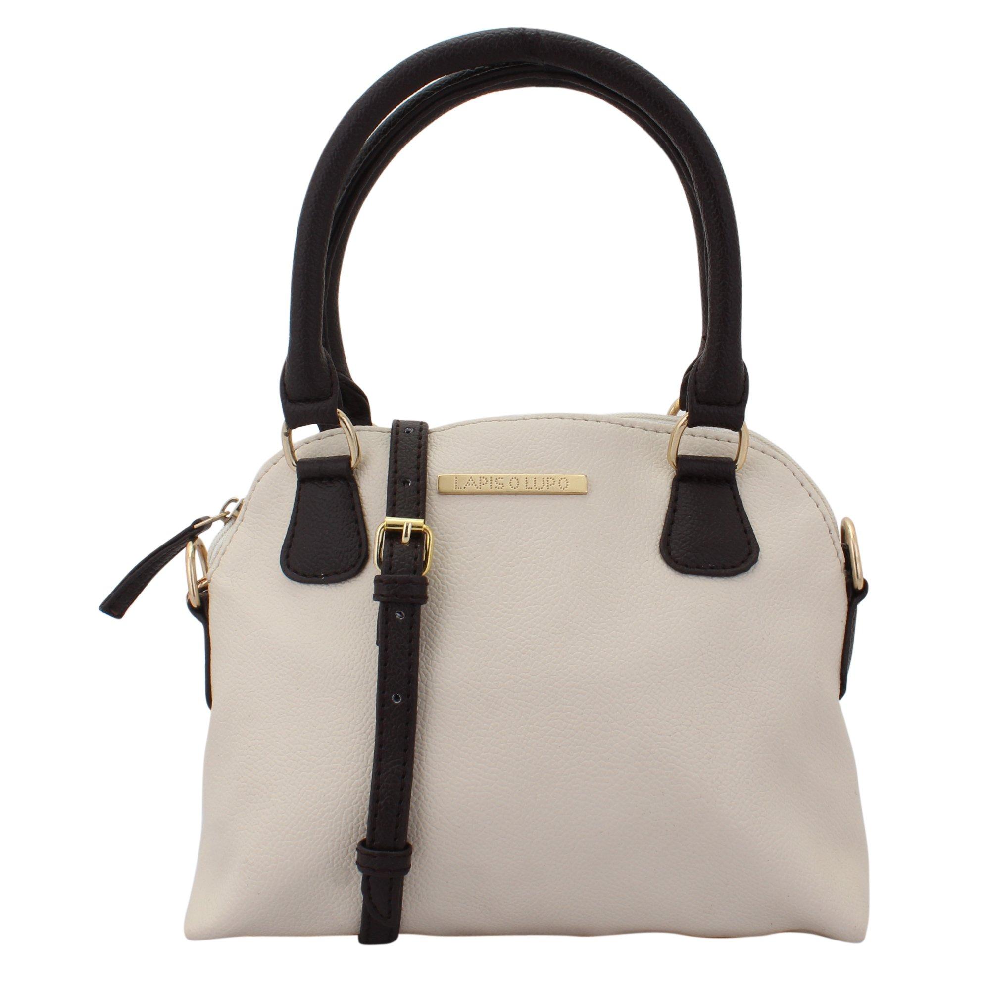 Lapis O Lupo Ivory Women's Small Handbag (Off White) product image
