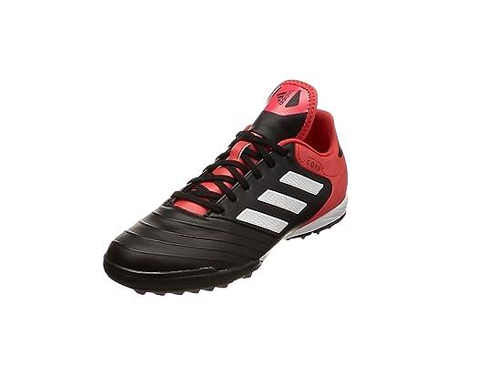 sale retailer f3778 78e5e Adidas Copa Tango 18.3 TF, Botas de fútbol para Hombre, Negro (Negbas
