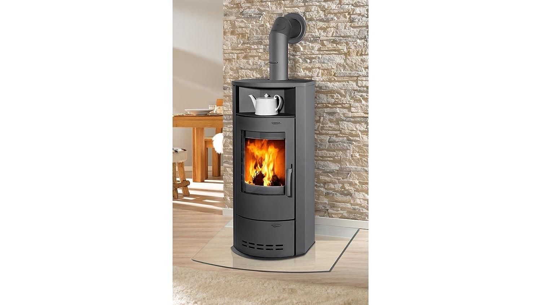 kaminofen dauerbrand marmor ofen lederata eco kw with. Black Bedroom Furniture Sets. Home Design Ideas