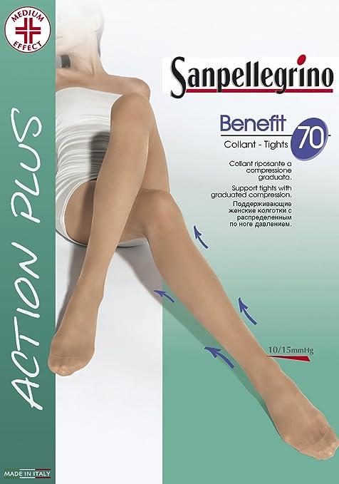 prezzo speciale per seleziona per originale gamma completa di articoli Sanpellegrino calze collant benefit 70 colore muscade taglia ...