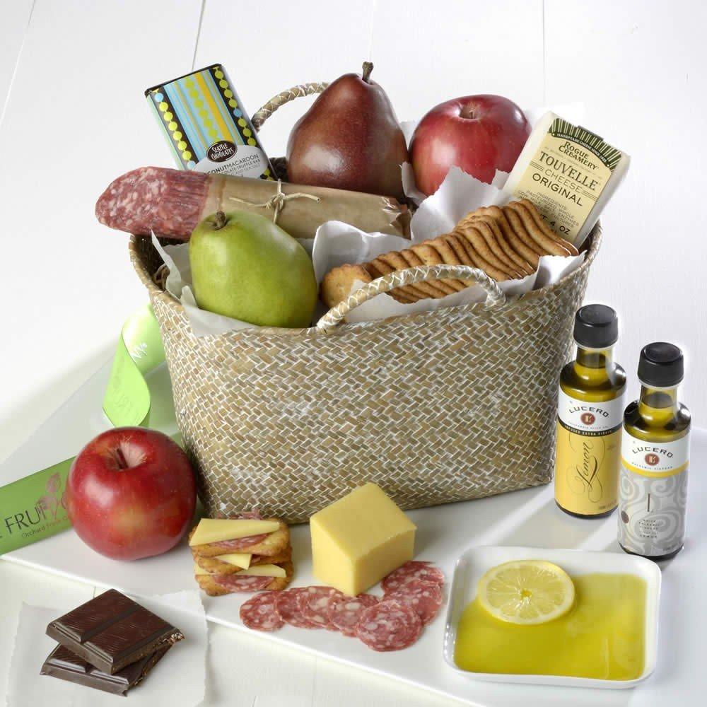 Al Fresco Summer Gift Basket - The Fruit Company