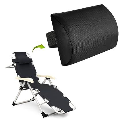 Amazon Com Wizpower Zero Gravity Chair Replacement Pillow Headrest