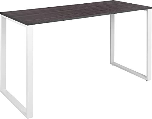Flash Furniture Commercial Grade Industrial Style Office Desk